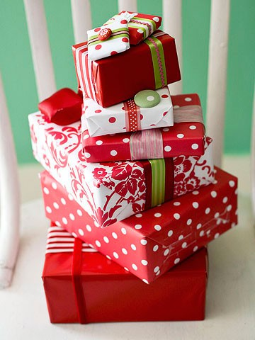 Pinterest christmas the denver housewife for Christmas craft wrapping paper