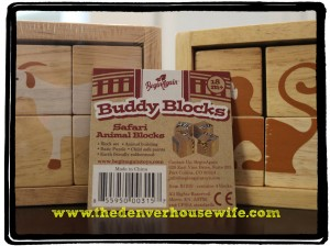 BuddyBlocks Farm and Safari
