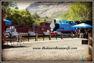 thomas the train live