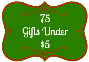 kids - Christmas Gifts Under 5 Dollars