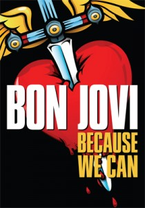 Bon Jovi Because We Can Tour