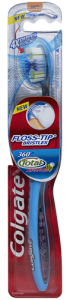 Colgate Total Advanced Floss Tip Bristles Toothbrush